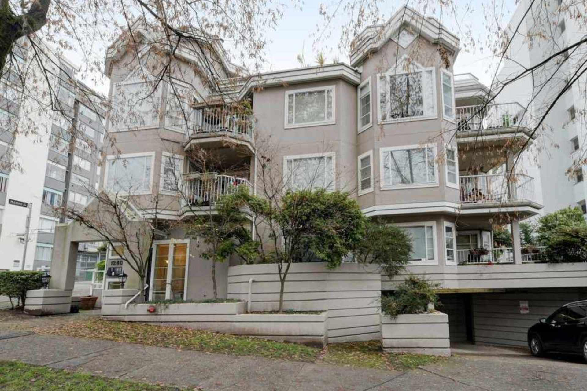 104 - 1280 Nicola Street, West End VW, Vancouver West